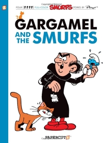 "<font title=""The Smurfs #9: Gargamel and the Smurfs (Paperback)"">The Smurfs #9: Gargamel and the Smurfs (...</font>"