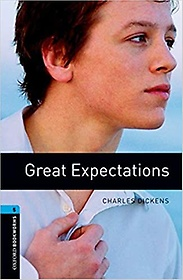 """<font title=""""Great Expectations - Oxford Bookworms Library 5 (Paperback with MP3 / 3rd Edition)"""">Great Expectations - Oxford Bookworms Li...</font>"""