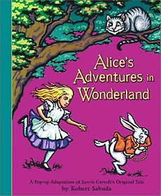 Alice's Adventures In Wonderland (Hardcover/ 팝업북)