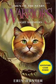 "<font title=""Warriors, Omen of the Stars #3: Night Whispers (Hardcover)"">Warriors, Omen of the Stars #3: Night Wh...</font>"