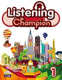 "<font title=""Listening Champion 1 (Student Book+Workbook+MP3 CD)"">Listening Champion 1 (Student Book+Workb...</font>"