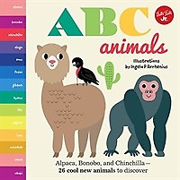 ABC Animals (Hardcover/ Board Book)