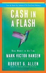 "<font title=""Cash in a Flash: Real Money in No Time (Paperback)"">Cash in a Flash: Real Money in No Time (...</font>"
