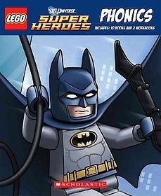 """<font title=""""Lego Dc Super Heroes Phonics Boxed Set (Paperback)"""">Lego Dc Super Heroes Phonics Boxed Set (...</font>"""