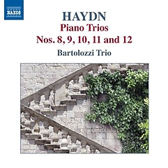 하이든: 5개의 피아노트리오 Hob. XV 8-12 - 바르톨로치 트리오