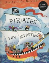 "<font title=""Pirates Fun Activities: Set Sail! Go Barefoot! with Sticker(s) (Paperback) "">Pirates Fun Activities: Set Sail! Go Bar...</font>"