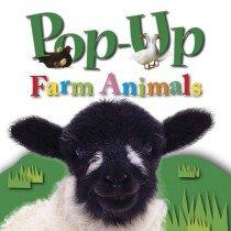 Farm Animals (Hardcover/ Pop Up)