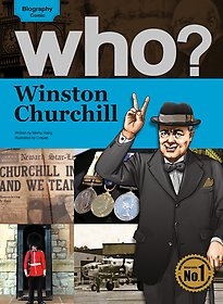 Who? Winston Churchill