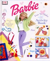 Barbie Fun to Make Activity Book (Hardcover)