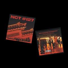 엔시티 127(NCT 127) 정규 2집 - NCT #127 Neo Zone [Kit Ver.]