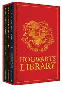 """<font title=""""The Hogwarts Library Boxed Set (Hardcover:3)"""">The Hogwarts Library Boxed Set (Hardcove...</font>"""