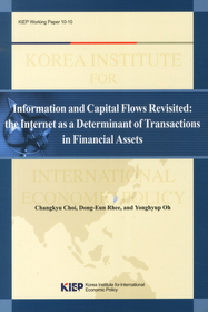 "<font title=""Information and Capital Flows Revisited the Internet as a Determinant of Transactions in Financial Assets"">Information and Capital Flows Revisited ...</font>"