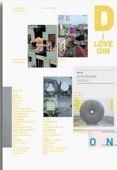 I Love Type 04 : Din (Paperback)