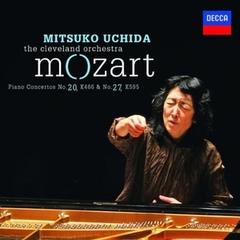 모차르트: 피아노 협주곡 20, 27번 - 미츠코 우치다