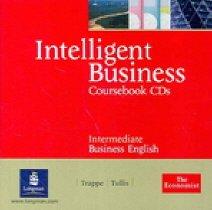 "<font title=""Intelligent Business Intermediate Course : Audio CD"">Intelligent Business Intermediate Course...</font>"