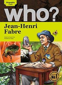 Who? JeanHenri Fabre
