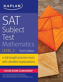 "<font title=""SAT Subject Test Mathematics Level 2 (Paperback / 10th Ed.)"">SAT Subject Test Mathematics Level 2 (Pa...</font>"