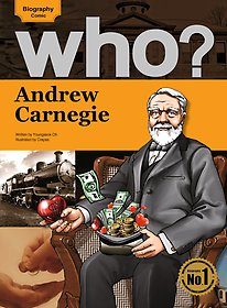 Who? Andrew Carnegie