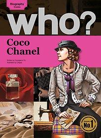 Who? Coco Chanel