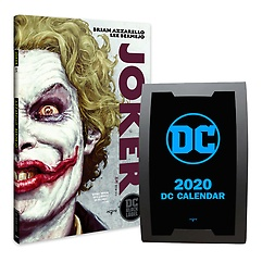 조커+DC 캘린더 세트(2020년)