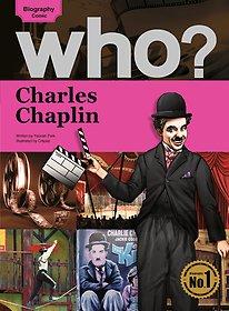 Who? Charlie Chaplin