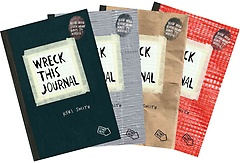 Wreck This Journal (Hardcover)