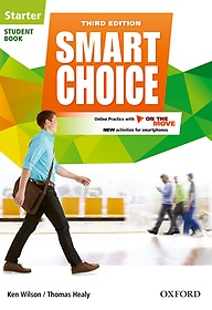 "<font title=""Smart Choice Starter: Student Book with Online Practice and on the Move (Paperback/3rd Ed.)"">Smart Choice Starter: Student Book with ...</font>"
