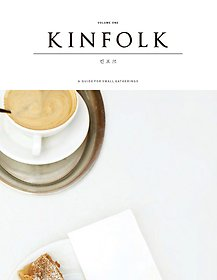 킨포크 KINFOLK Vol.1