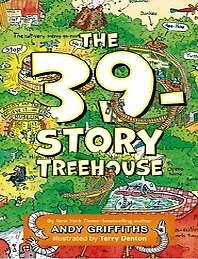 """<font title=""""The 39-Story Treehouse (Hardcover/미국판)"""">The 39-Story Treehouse (Hardcover/미국판...</font>"""