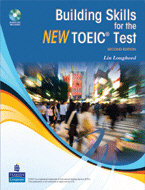 """<font title=""""Building Skills for the New TOEIC Test with Audio CDs (Paperback+CD/ 2nd Ed.)"""">Building Skills for the New TOEIC Test w...</font>"""