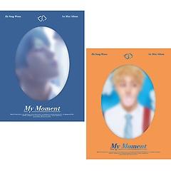하성운 - My Moment [1st Mini Album][Daily ver. + Dream Ver.][패키지]