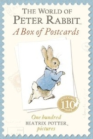 """<font title=""""The World of Peter Rabbit: A Box of Postcards (Post Cards)"""">The World of Peter Rabbit: A Box of Post...</font>"""