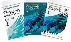 Stretch 2: Student Book+Workbook+Audio CD