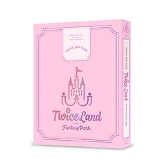 트와이스(Twice) - TWICE 2ND TOUR TWICELAND ZONE 2 Fantasy Park (3Disc) [DVD]