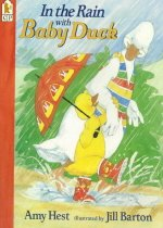 In the Rain With Baby Duck (Paperback / Reprint Edition)