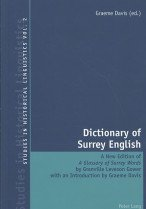 """<font title=""""Dictionary of Surrey English (Paperback / 1st Ed.)"""">Dictionary of Surrey English (Paperback ...</font>"""