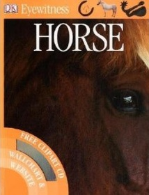 "<font title=""DK Eyewitness : Horse (Paperback+Free Clipart CD)"">DK Eyewitness : Horse (Paperback+Free Cl...</font>"