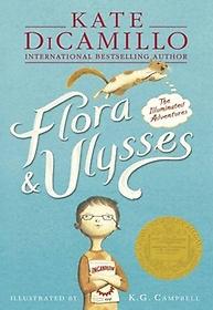 "<font title=""Flora & Ulysses: The Illuminated Adventures (Paperback/ 영국판)"">Flora & Ulysses: The Illuminated Adventu...</font>"