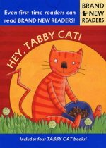 Hey, Tabby Cat! (Boxed Set)
