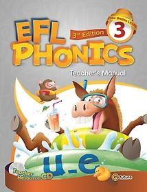 """<font title=""""EFL Phonics 3 Teacher"""