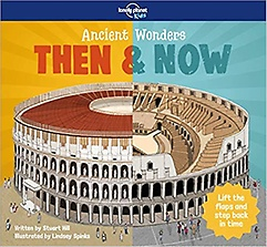 Ancient Wonders - Then & Now (Hardcover)