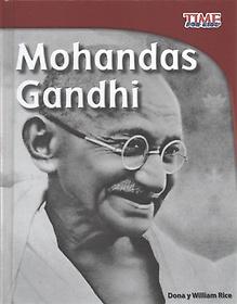 "<font title=""Mohandas Gandhi (Library Binding) - Spanish Edition"">Mohandas Gandhi (Library Binding) - Span...</font>"