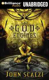 The God Engines (CD / Unabridged)