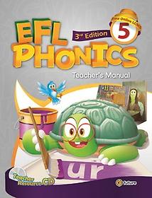 """<font title=""""EFL Phonics 5 Teacher"""