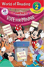 Vote for Minnie (Paperback)