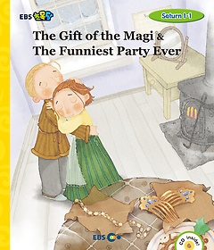 "<font title=""[EBS 초등영어] EBS 초목달 The Gift of the Magi & The Funniest Party Ever - Saturn 1-1"">[EBS 초등영어] EBS 초목달 The Gift of th...</font>"