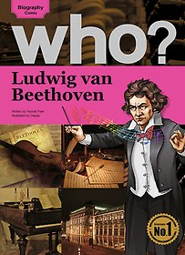 Who? Ludwig van Beethoven