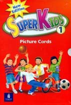 Superkids Level 1 - Picture Card