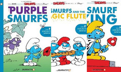 The Smurfs #1-3 패키지 (Paperback)