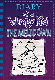 """<font title=""""Diary of a Wimpy Kid #13 : Melt Down (International Mass Market Edition / Paperback, 미국판) """">Diary of a Wimpy Kid #13 : Melt Down (In...</font>"""